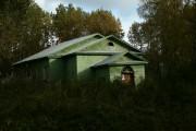 Церковь Николая Чудотворца - Окулово - Кирилловский район - Вологодская область