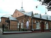 Церковь Серафима Саровского на Цыганском бугре - Курск - Курск, город - Курская область