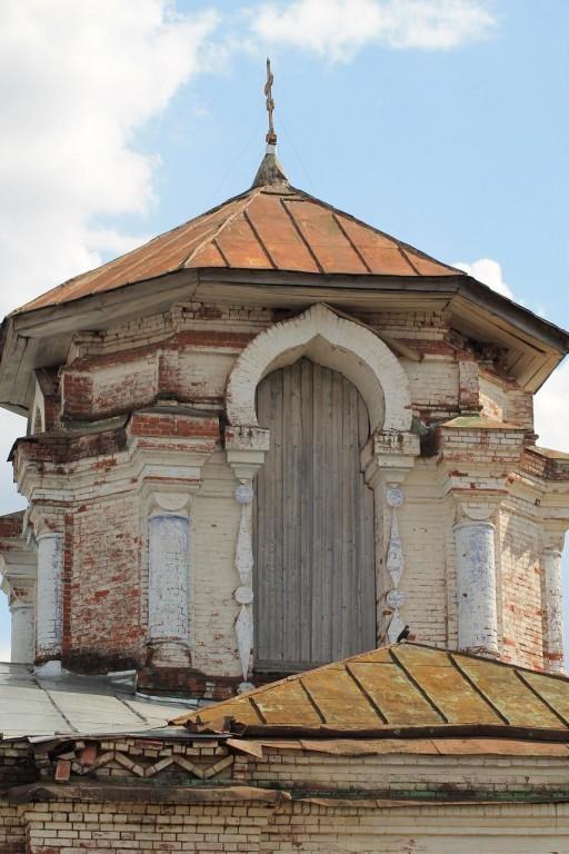 Церковь Космы и Дамиана, Каракша
