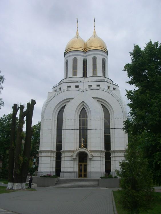 Часовня Петра и Февронии, Калининград