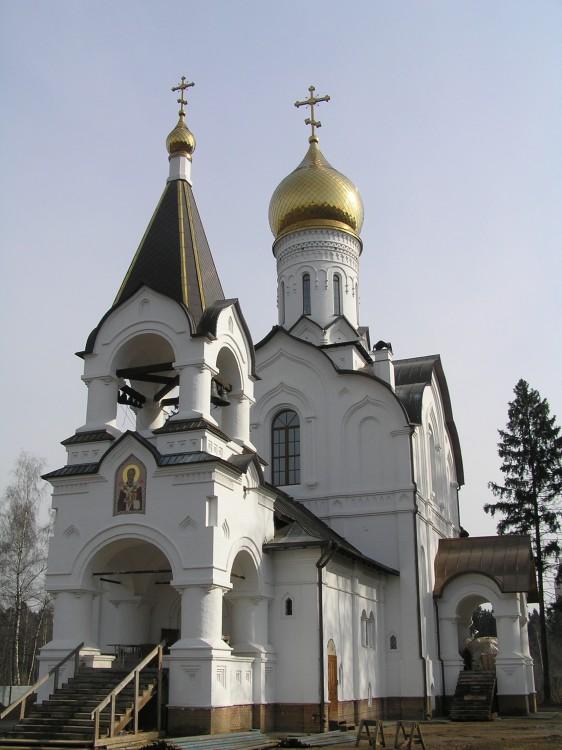 Церковь Новомучеников и исповедников Церкви Русской в Юбилейном, Королёв