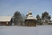 Часовня Сретения Господня - Коржа - Каргопольский район - Архангельская область