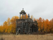 Церковь Кирика и Иулитты - Большая Канзапельда (Давыдовская) - Онежский район - Архангельская область