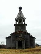 Церковь Троицы Живоначальной - Мондино - Онежский район - Архангельская область