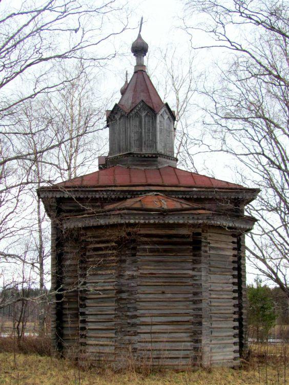 Церковь Илии Пророка, Каменное