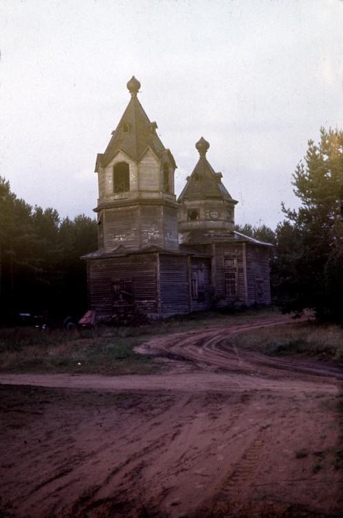 Церковь Георгия Победоносца, Харламовская