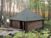 Часовня-купальня Пафнутия Балахнинского (старая) - Большое Козино - Балахнинский район - Нижегородская область