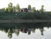 Церковь Спаса Преображения - Коченга (Коченьга) - Тотемский район - Вологодская область
