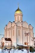 Церковь Спаса Нерукотворного Образа - Усово - Одинцовский городской округ и ЗАТО Власиха, Краснознаменск - Московская область