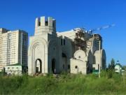 Липецк. Сергия Радонежского, церковь