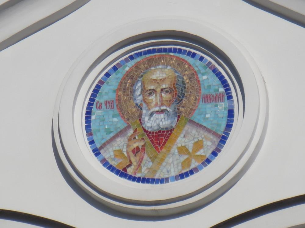 Часовня иконы Божией Матери