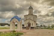 Дворцы. Скит Владимирской иконы Божией Матери
