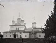 Юношеское. Троицкий Павло-Обнорский мужской монастырь. Церковь Троицы Живоначальной