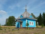Неизвестная часовня - Воробьевская - Каргопольский район - Архангельская область