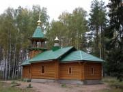 Церковь Александра Невского - Сосновый Бор - Себежский район - Псковская область