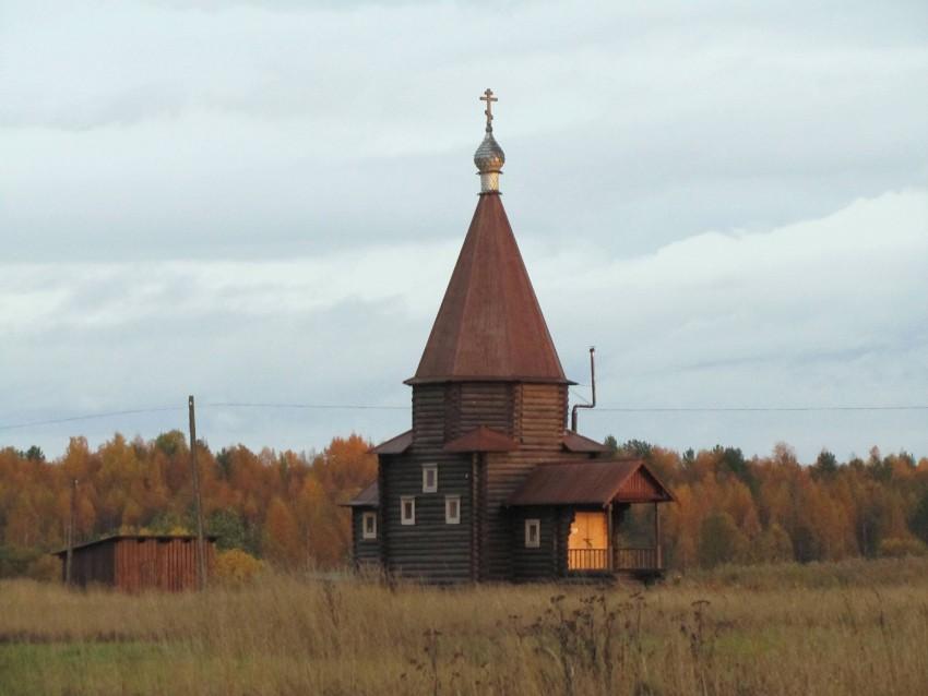 Церковь Троицы Живоначальной, Кононово (Хотеново)