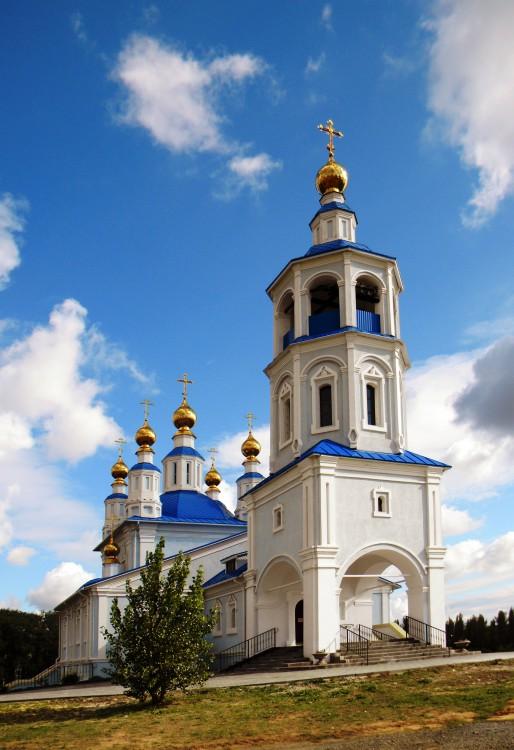 Церковь Донской иконы Божией Матери, Новошахтинск