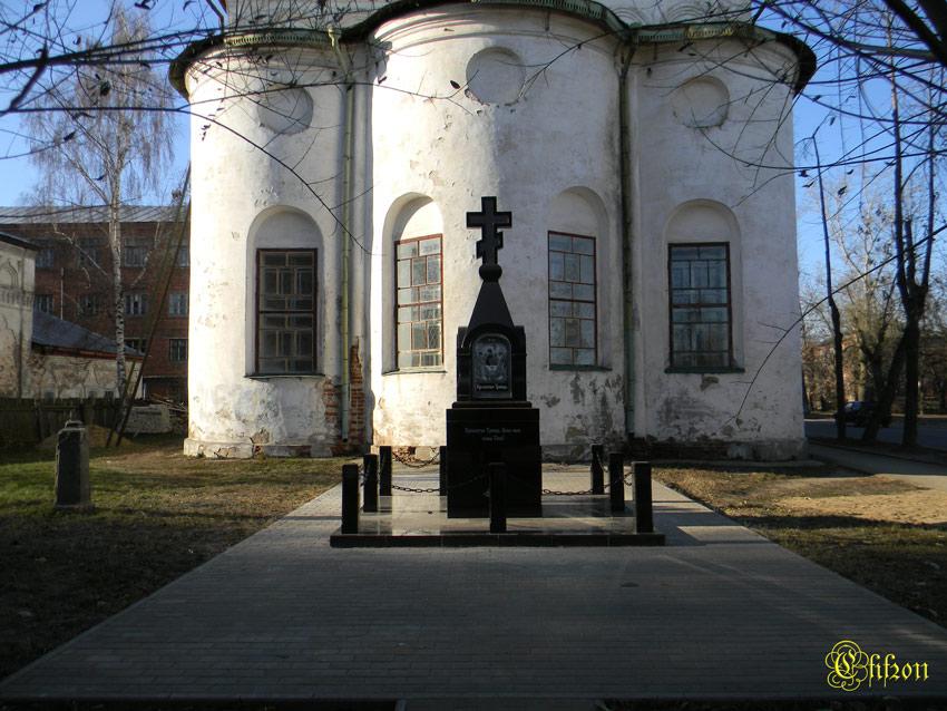 Часовня Василия Кинешемского, Кинешма