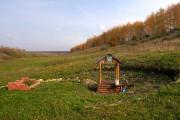 Неизвестная надкладезная часовня - Верхнее Брусланово - Краснинский район - Липецкая область
