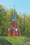 Неизвестная часовня - Трасса М4 близ Задонска - Задонский район - Липецкая область