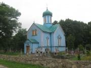 Церковь Георгия Победоносца - Рыболы - Подляское воеводство - Польша