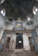 Церковь Троицы Живоначальной - Ильинское - Даниловский район - Ярославская область