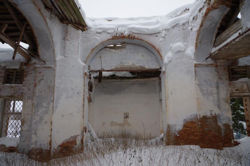 Церковь Николая Чудотворца, Калитинка (Погост)