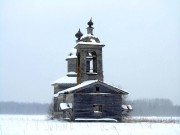 Церковь Георгия Победоносца - Замошье (Наумовская) - Каргопольский район - Архангельская область