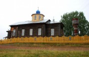 Церковь Рождества Христова - Антипино - Коми-Пермяцкий округ, Юсьвинский район - Пермский край