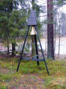 Часовня Параскевы Пятницы - Палокки - Южное Саво - Финляндия