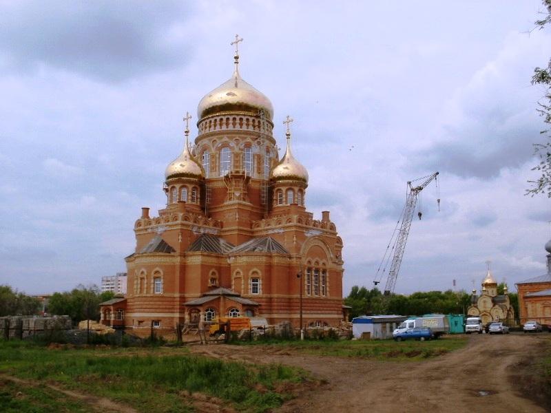 собор казанской иконы божией матери: