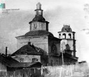 Церковь Николая Чудотворца - Купрос - Коми-Пермяцкий округ, Юсьвинский район - Пермский край