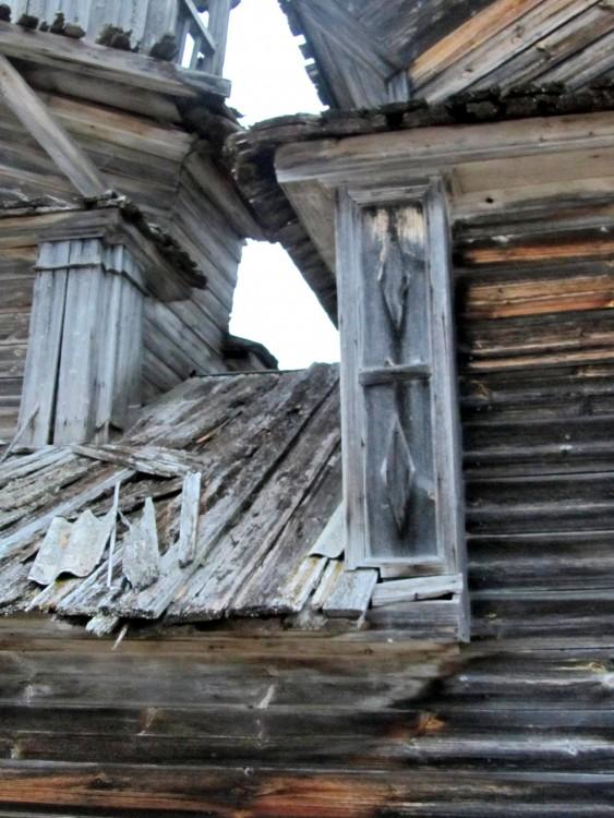 Часовня Покрова Пресвятой Богородицы, Чёково