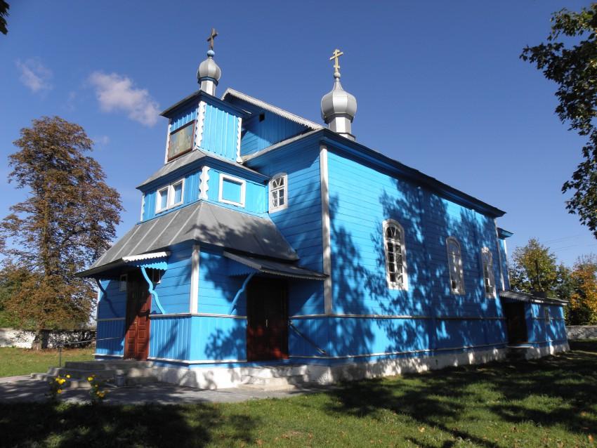 Церковь Успения Пресвятой Богородицы, Паниквы