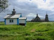 Кирилло-Сырьинский Успенский монастырь - Сырья - Онежский район - Архангельская область