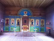 Церковь Илии Пророка - Большой Бор - Онежский район - Архангельская область
