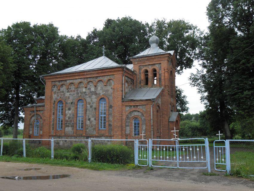 Церковь Сергия Радонежского, Лесковичи