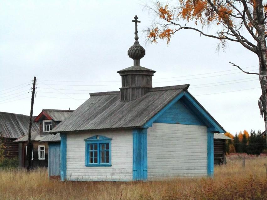 Часовня Кирилла Сырьинского, Сырья
