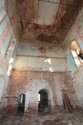 Церковь Спаса Преображения - Новое - Даниловский район - Ярославская область