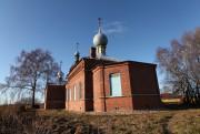 Церковь Успения Пресвятой Богородицы - Елохино - Некрасовский район - Ярославская область