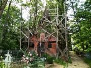 Великий Новгород. Неизвестная часовня на Петровском кладбище