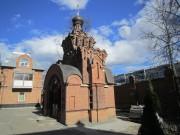 Иваново. Введенский женский монастырь. Часовня Амвросия Медиоланского