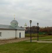 Тверь. Екатерининский женский монастырь. Часовня Серафима Саровского