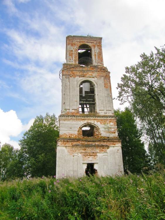Колокольня церкви Троицы Живоначальной, Заречье