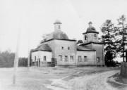 Церковь Успения Пресвятой Богородицы - Вендинга - Удорский район - Республика Коми