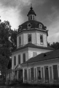 Церковь Троицы Живоначальной - Верхнеивкино, урочище - Верхошижемский район - Кировская область