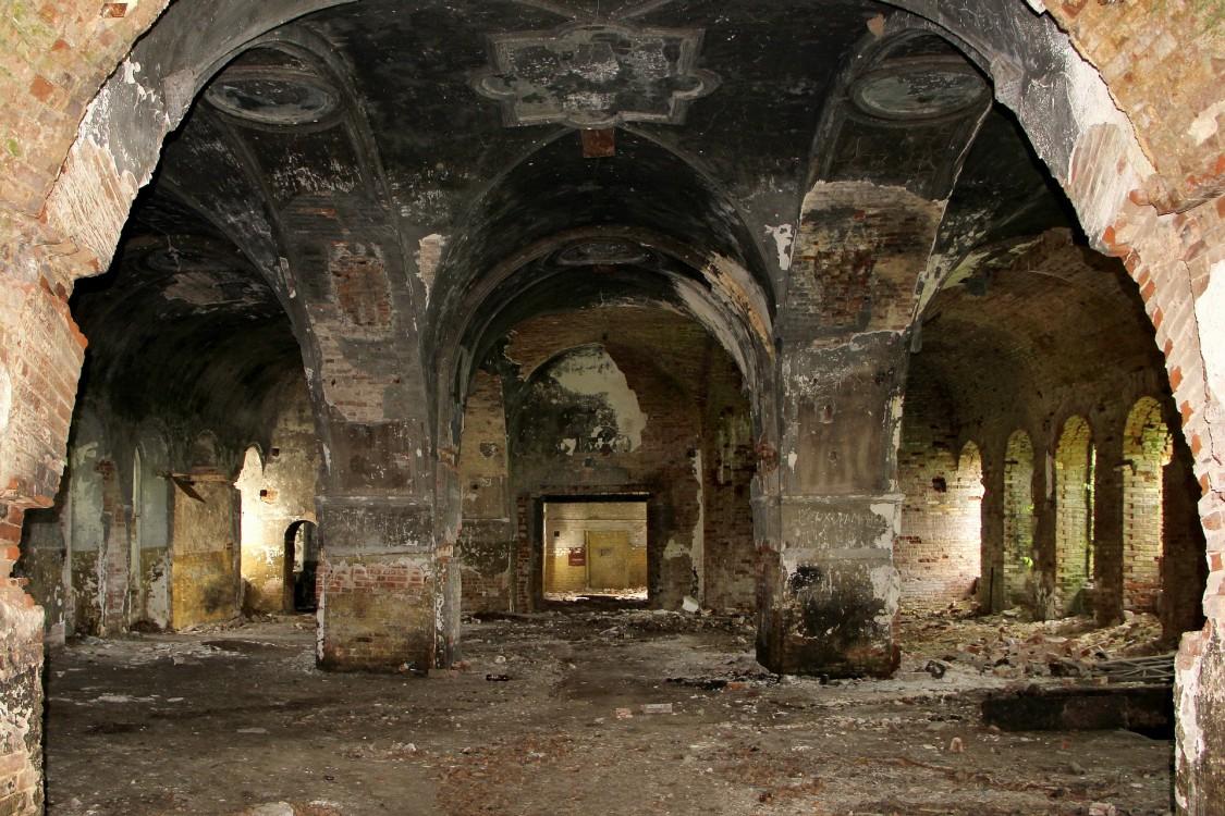 Церковь Троицы Живоначальной, Боровица