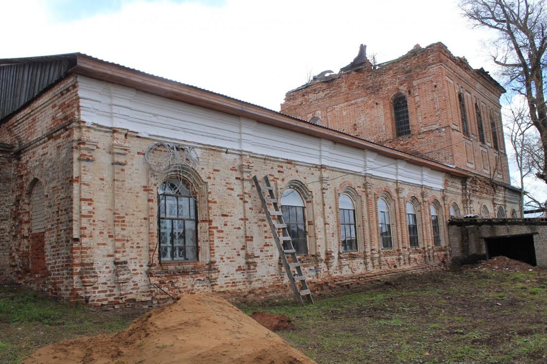 Церковь Илии Пророка, Колково