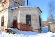 Церковь Спаса Преображения - Тохтино - Орловский район - Кировская область