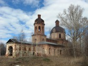 Церковь Спаса Всемилостивого - Иж - Пижанский район - Кировская область